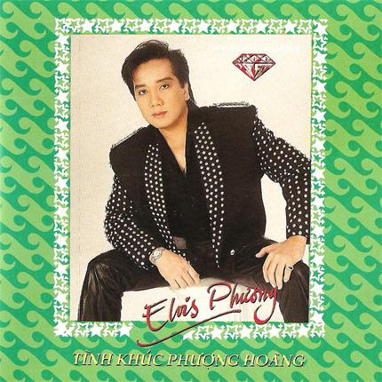 Tình Khúc Phượng Hoàng I - Elvis Phương