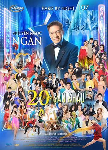 PBN107 - 20 Năm Sân Khấu - Nguyễn Ngọc Ngạn